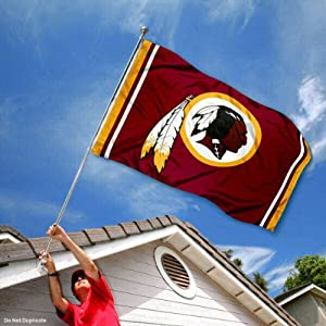 Washington Redskins Large NFL 3x5 Flag by Sports Flags and Pennants Co.