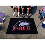 Northern Illinois Huskies NCAA &quot;Tailgater&quot; Floor Mat (5'x6')