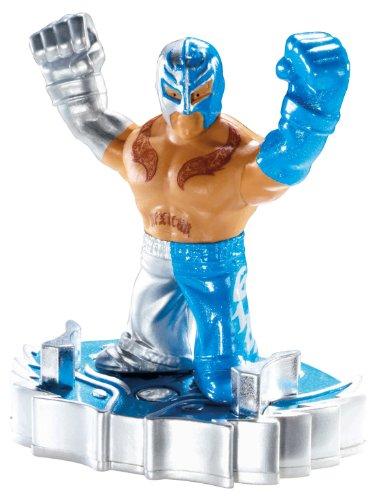 Imagen de WWE Rey Mysterio Rumblers Apptivity figura