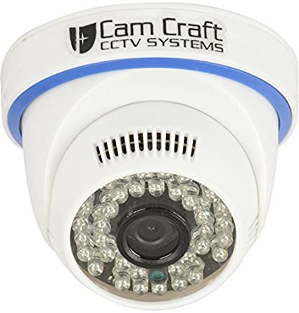 CamCraft AH41D-36 1.3MP Dome CCTV Camera