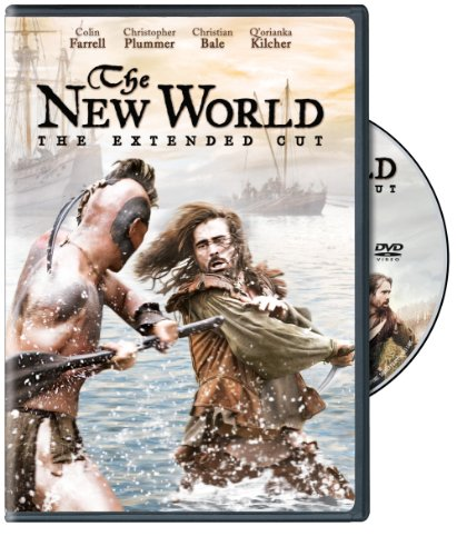 Cover art for  The New World: The Extended Cut