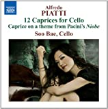 12 Caprices for Cello
