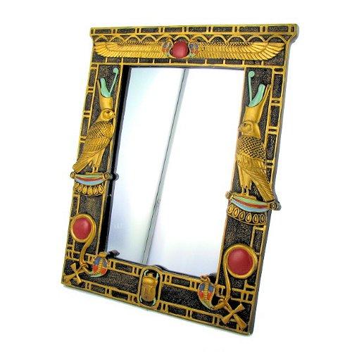 Petit miroir egypte horus entr e for Miroir egyptien