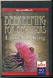 img - for Beekeeping for Beginners by Laurie R. King Unabridged CD Audiobook book / textbook / text book