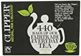 #4: Clipper Fairtrade Everyday One Cup Teabags (440 Teabags)