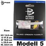 Power Balance Bracelet Silicone Sport Bien-Etre Ions XS S M L XL