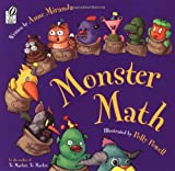 img - for Monster Math book / textbook / text book