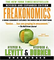 Freakonomics Rev Ed Unabridged CD