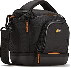 Case Logic Sldc-203 Medium Camera Case (Black)