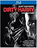 Dirty Harry Collection [Blu-ray] [US Import]
