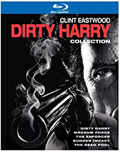 Dirty Harry Collection (Dirty Harry / Magnum Force / The Enforcer / Sudden Impact / The Dead Pool) [Blu-ray] [Import]
