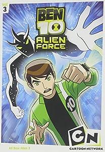Cartoon Network: Ben 10 Alien Force: Volume Three