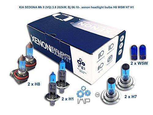 kia-sedona-mk-ii-vq-38-202kw-bj-0610-lampadine-allo-xenon-h8-w5w-h7-h1