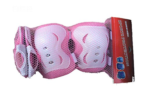 eruner-6-unit-knee-pads-wrist-elbow-knee-skating-roller-blading-plastic-pads-support-brace-set-thick