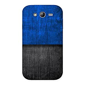 Special Blue Black Print Back Case Cover for Galaxy Grand Neo Plus