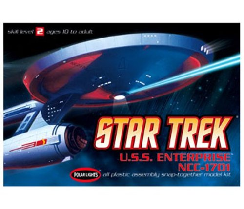 1/1000 Star Trek USS Enterprise