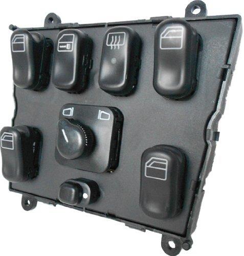 Aborn 1638206610 Mercedes Benz Ml320 Ml430 Ml55Amg Ml500 Master Power Window Switch 1998-2003