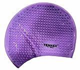 Tennex T-003-01 Swimming Cap Purple