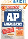 How to Prepare for the AP Chemistry (Barron's AP Chemistry)