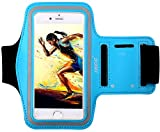 [Apple iPhone 6/6s Armband] iXCC ® Racer Series Easy Fitting...