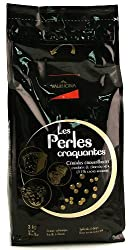 Valrhona Crunchy Dark Chocolate Pearls - 3 kg
