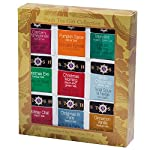 Gold Leaf Holiday Teas Gift Box