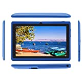 """7"""" X1 Tablet PC 8GB Android 4.2 Dual Core Camera 1.5 GHz WIFI Blue w/Case video review"""