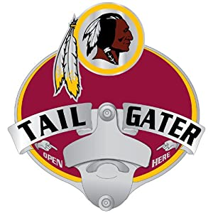 NFL Washington Redskins Tailgater Hitch Cover by Siskiyou