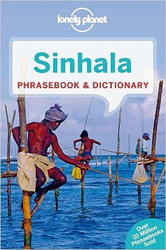 Lonely Planet Sinhala (Sri Lanka) Phrasebook & Dictionary (Lonely Planet Phrasebook and Dictionary)