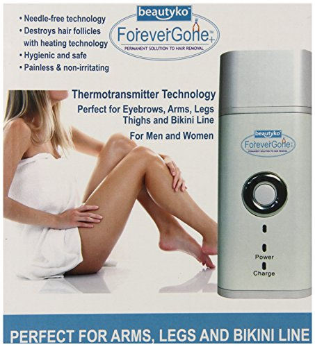 Forever Gone Sivan Thermo Heat Painless Hair Remover ...