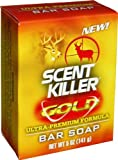 Wildlife Research Scent Killer Gold Bar Soap, Model: 1242, Spoorting Goods Shop