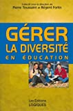 Grer la diversit en ducation