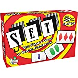 Set: The Family Game of Visual Perception
