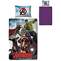 Carattere mondo Disney Marvel Avengers età di Ultron Bedding Set