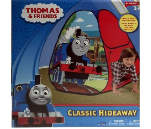 Playhut Thomas Classic Hideaway Tent front-10164