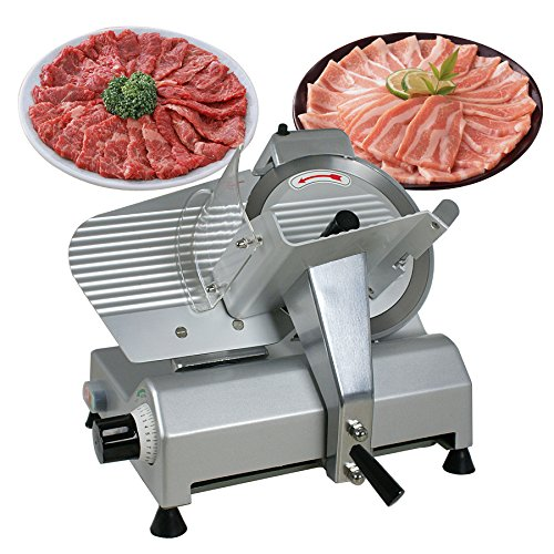 Electric meat slicer for home use