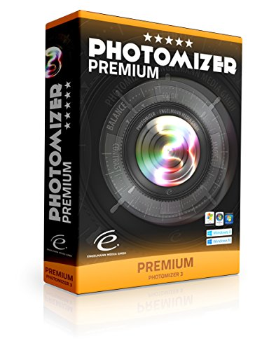 Photomizer 3 Premium - Photo Editing Software - Optimize and repair your digital photos (Photo Plus Software compare prices)