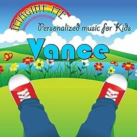 album imagine me personalized music for kids vance november 22 2011