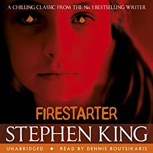 Firestarter Audiobook