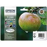 Epson T129540 Stylus SX420W/SX525WD/SX620FW 4PACK Tintenpatrone