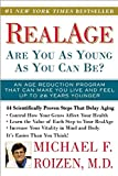 RealAge: Are You as Young as You Can Be? (0060930756) by Roizen, Michael F.