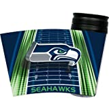 NFL Seattle Seahawks Insulated Travel Tumbler at Amazon.com
