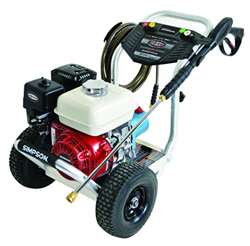 SIMPSON Cleaning ALH3228-S 3200 PSI at 2.8 GPM Gas Pressure Washer Powered by HONDA with CAT Triplex Pump (Honda Commercial Pressure Washer compare prices)