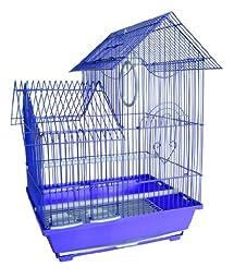 YML Pagoda Top Medium Parakeet Cage, Colors May Vary