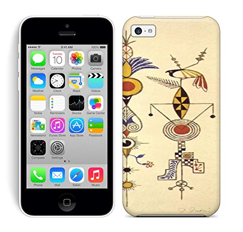 Luckmore Design High Quality A-decorative-antique-illustration-by-Japanese-artist-Takeo-Takei-643x928 Cover Case With Excellent Style For Iphone 5c