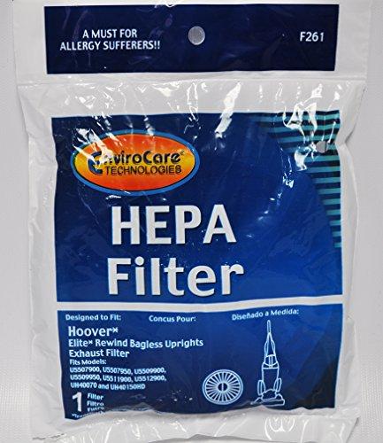 Hoover Exhaust Hepa Filter front-629083