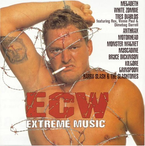 Ecw: Extreme Music by Various Artists
