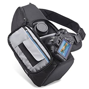 Case Logic CPL-107BK DSLR Camera Sling