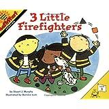 3 Little Firefighters (MathStart 1) ~ Stuart J. Murphy