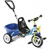 Puky Dreirad CAT 1S Touring mit Kipper blau/kiwi von Puky GmbH & Co KG